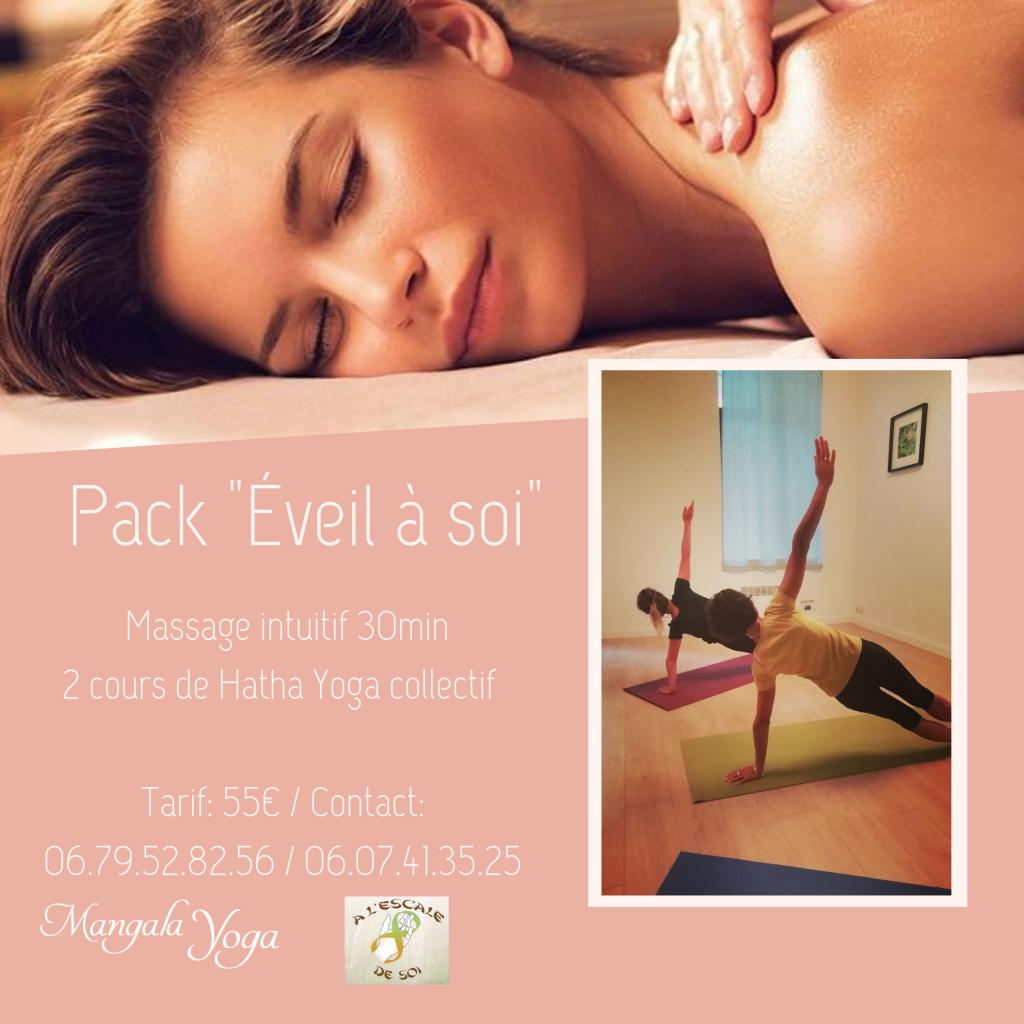pack massage